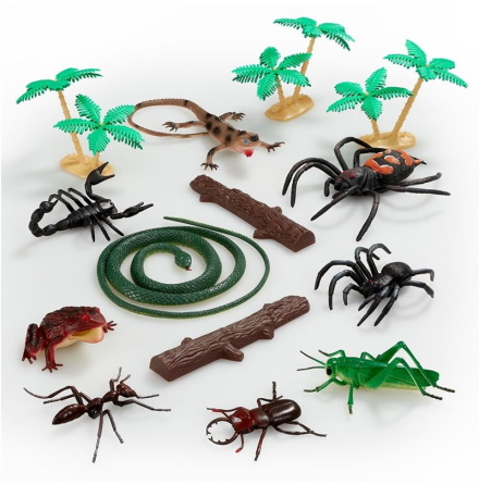 Awesome Animals Beasts & Bugs Tub