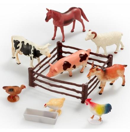 Awesome Animals The Farm Tub