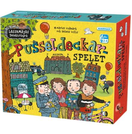 Lasse-Maja Pusseldeckarspelet
