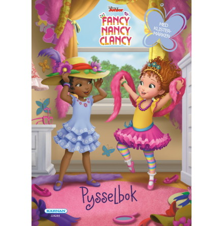 Pysselbok Fancy Nancy