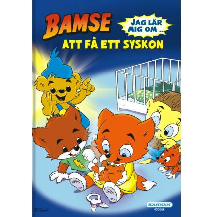 Bamse - Jag Lär Mig Om Att Få Ett Syskon
