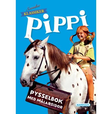 Pysselbok Pippi Live Action