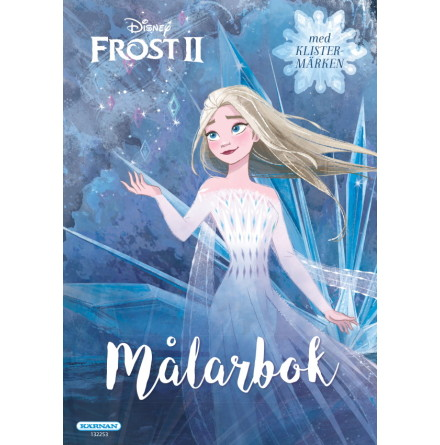 Målarbok Frost 2