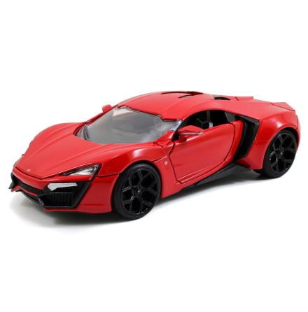 Fast & Furious Lykan Hypersport