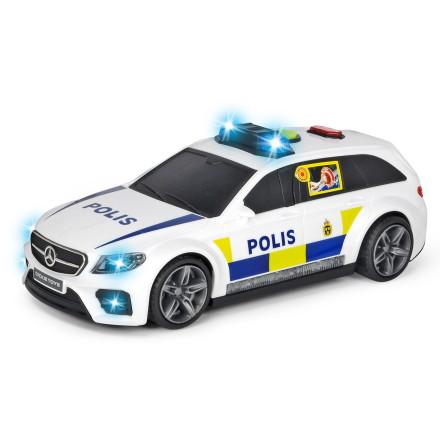 Dickie Toys Mercedes AMG E43 Polisbil