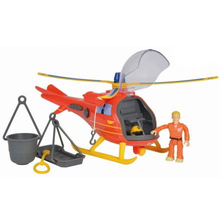 Brandman Sam Helikopter Wallaby inkl Figur