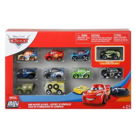 Cars Mini Racers 10-pack, GKG68