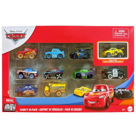 Cars Mini Racers 10-pack, GKG70