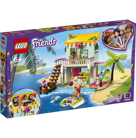 Lego Friends Strandhus