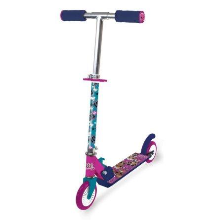 LOL 2-hjulig ihopfällbar sparkcykel