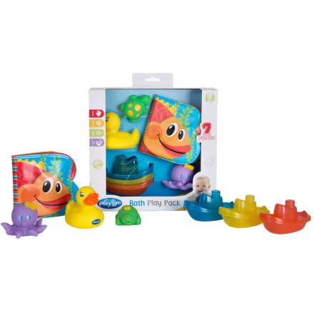 Playgro Bath Play Pack