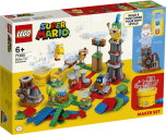 Lego Super Mario Bemästra ditt äventyr - Skaparset