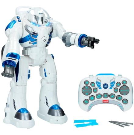 Rastar Spaceman Radiostyrd Robot, Vit