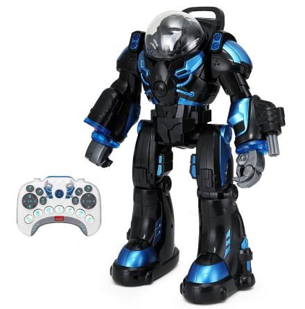 Rastar Spaceman Radiostyrd Robot, Svart
