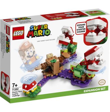 Lego Super Mario Piranha Plants förbryllande utmaning - Expansionsset