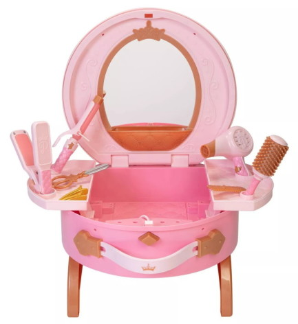 Disney Princess Style Collection Light Up & Style Vanity