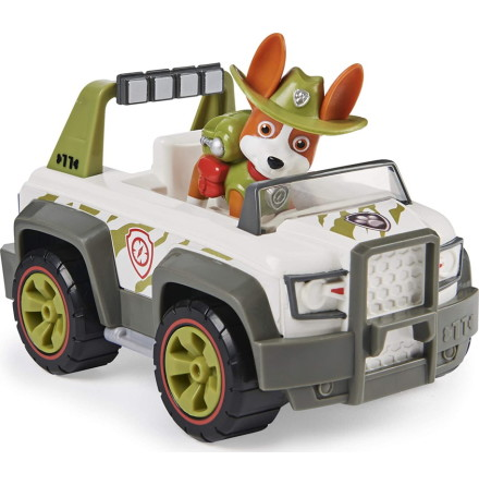 Paw Patrol Tracker Jungle Cruiser