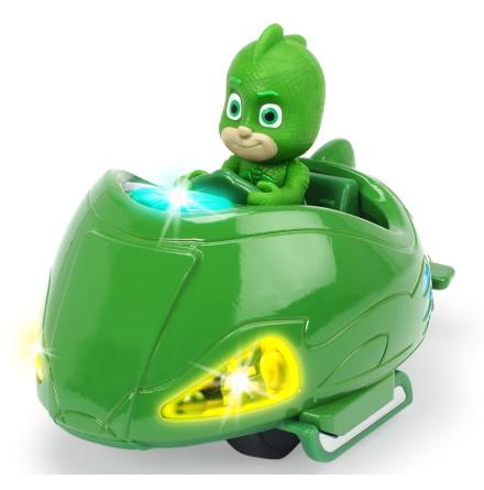 Pyjamashjältarna Mission Racer Gecko-Mobile