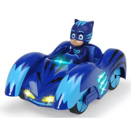 Pyjamashjältarna Mission Racer Kattbilen
