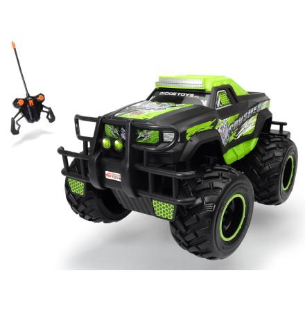 Dickie Toys Neon Crusher Radiostyrd Bil