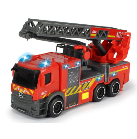 Dickie Toys City Fire Ladder Truck