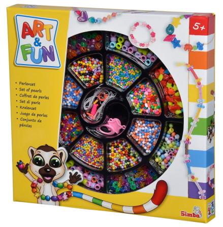 Art & Fun Pärlset