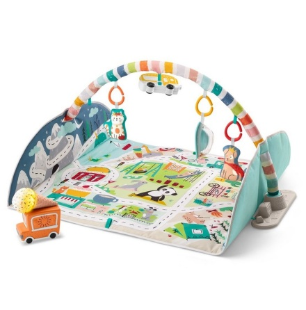 Fisher Price Activity City Gym to Jumbo Play Mat