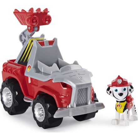 Paw Patrol Dino Rescue Deluxe Fordon, Marshall