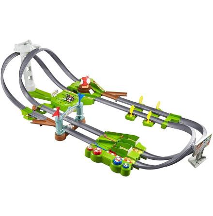 Hot Wheels Mario Kart Cicuit Track Set