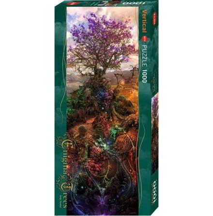 Heye Vertical Enigma Trees - Magnesium Trees 1000 bitar