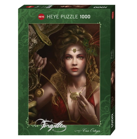 Heye Fantasy Ortega Gold Jewellery 1000 bitar