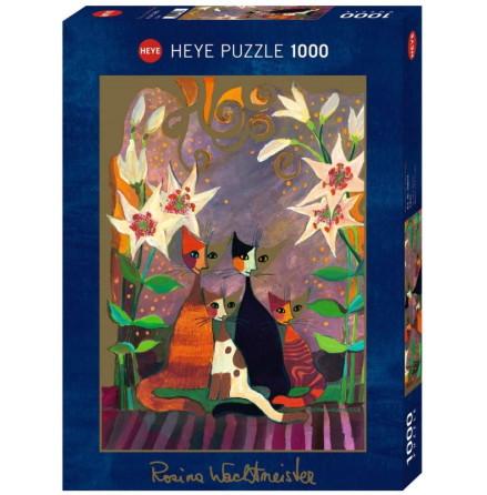 Heye Fine Art Wachtmeister Lilies 1000 bitar