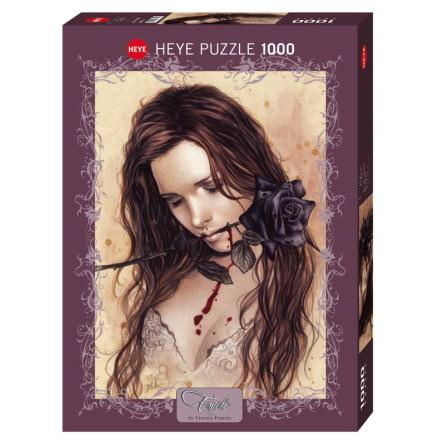 Heye Fantasy Favole Dark Rose 1000 bitar