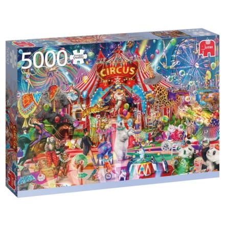 A Night at the Circus, 5000bitar, Jumbo
