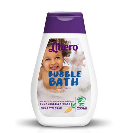 Libero Bubble Bath, 200ml