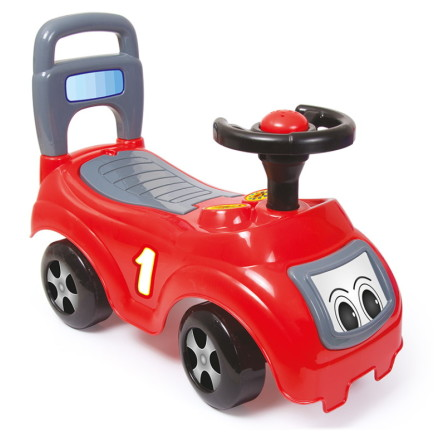 Dolu Lära-Gå-Bil, Racer