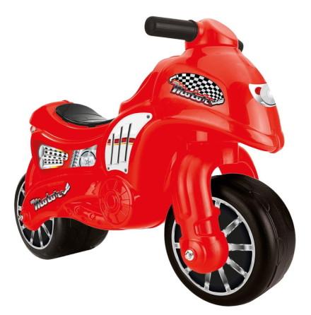Dolu Min Första Motorcykel