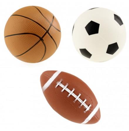 Sportbollar Mini 3-pack
