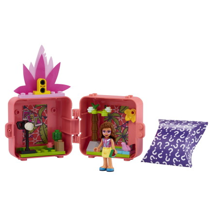 Lego Friends Olivias flamingokub