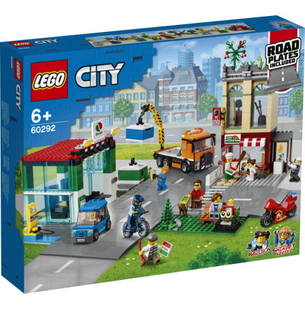 Lego City Stadscentrum