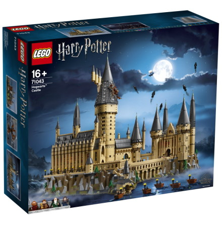Lego Harry Potter Hogwarts slott