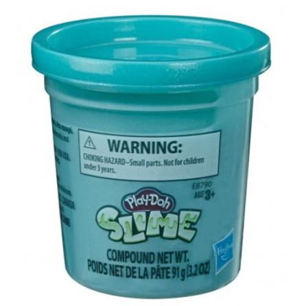 Play-Doh Slime, Metallic Turkos