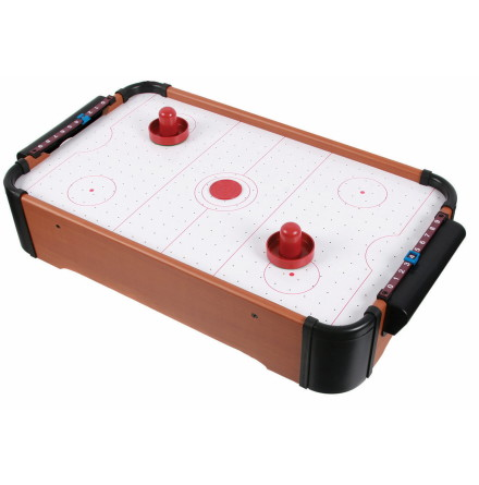 Mini Airhockeyspel 69 x 37 cm