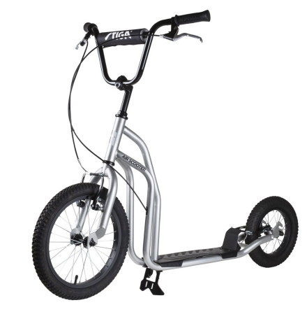 "Stiga Air Scooter 16"", Silver"