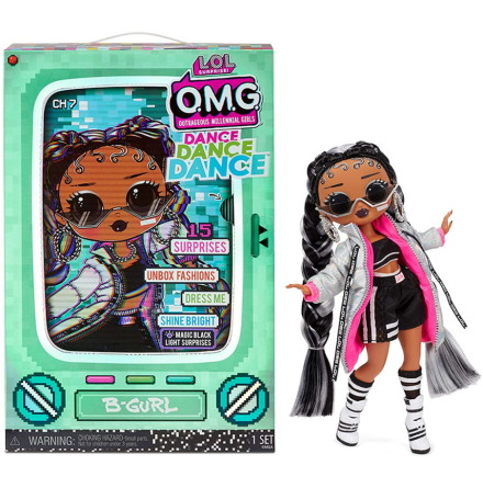 L.O.L. Surprise OMG Dance Doll, B-Gurl