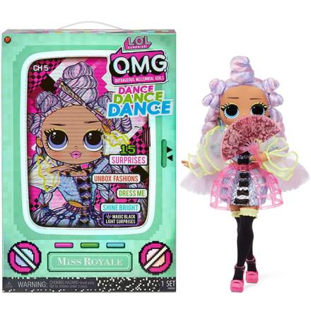 L.O.L. Surprise OMG Dance Doll, Miss Royale