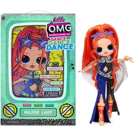 L.O.L. Surprise OMG Dance Doll, Major Lady