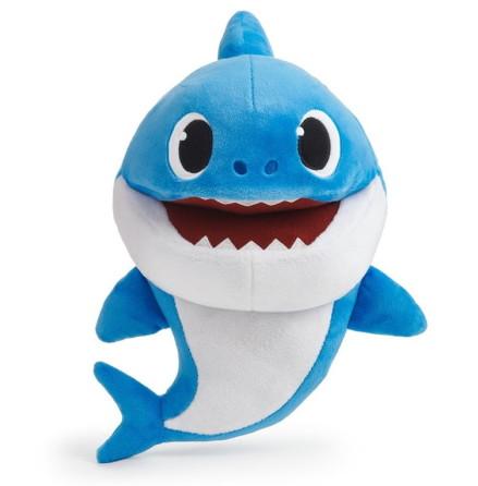 Baby Shark Pappa Sångdocka