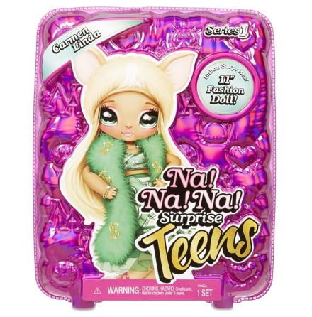 Na! Na! Na! Surprise Teens Doll, Carmen Linda
