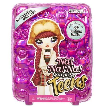 Na! Na! Na! Surprise Teens Doll, Samantha Smartie